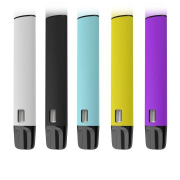 Best Seller Black Color Electronic Cigarettes Disposable Vape Pen with 0.5ml Oil Tank