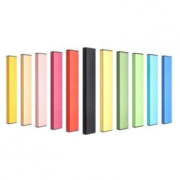 2021 Hot Sell Electronic Cigarette Disposable Vape Pen Vaporizer Puff Bar Plus Puff XXL 1600 Puffs 43 Flavors